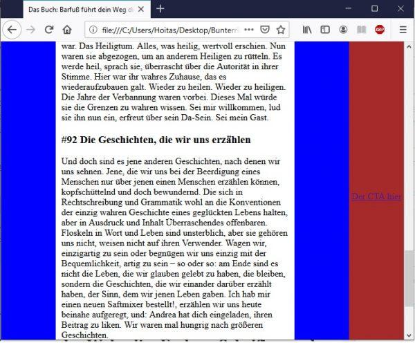 Webseite programmieren HTML und CSS 11