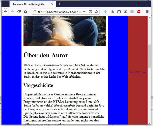 Webseite programmieren HTML und CSS 12