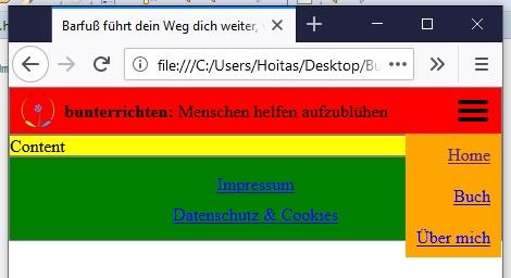 Webseite programmieren HTML und CSS 8