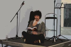 Lesung Niklas Baumgärtler